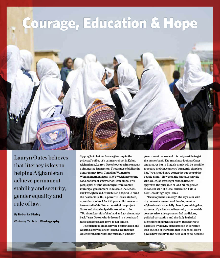 courage-education-hope by Roberta Staley