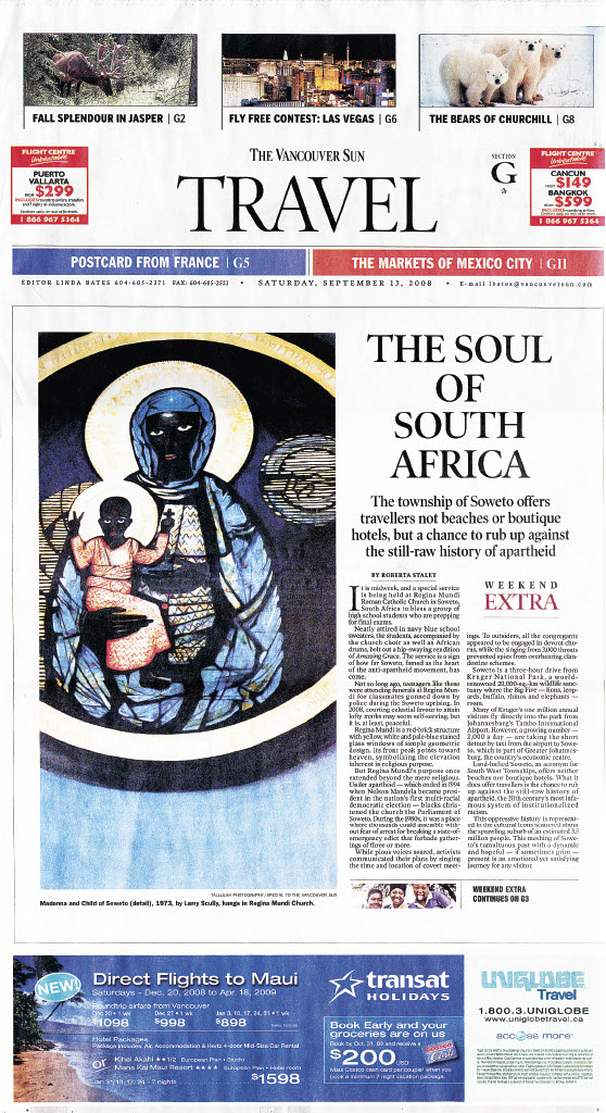 soul of south-africa by Roberta Staley